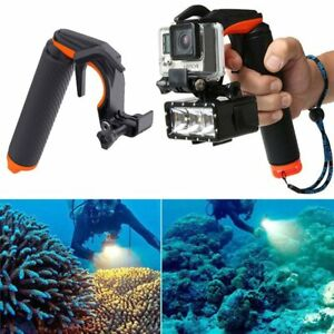 Buoyancy Bar Waterproof Cover Selfie Stick Grip for GoPro Hero 9 7 6 5 4 3+
