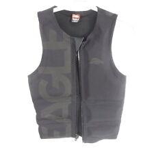 New listing Eagle Wetsuits Ultralite Black Comp Vest with Eagle logo Size Medium