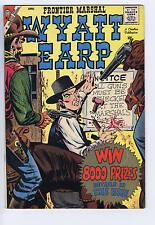 Wyatt Earp #24 Charlton 1959