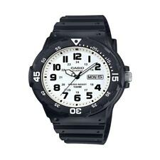 Casio Men's Classic MRW200H-7BV Quartz Resin Automatic Watch S Men WristWatch