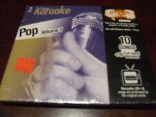 KEYNOTE KARAOKE 2 DISC CD+G POP VOL 7 SEALED MULTIPLEX RHIANNA JOSS STONE ASLYN