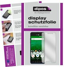 2x Doro 8035 Screen Protector Protection Crystal Clear Dipos