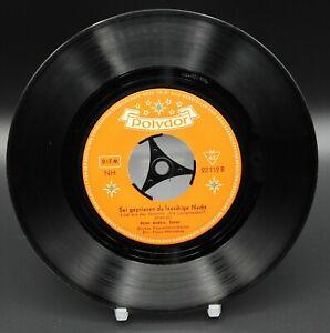 """Vinyl 7"""" - Peter Anders – Hab' Ein Blaues Himmelbett"""