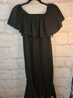 Lularoe CICI DRESS 3XL Black KNIT NWT Super Soft Simply Comfortable Beautiful