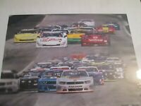 """Racing Trans Am Series 50th Anniversary Racing Poster 1966 - 2016 Size 24"""" x 18"""""""