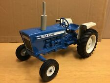 1/16 scale Ertl Ford 4600 and implement set tractor tracteur Traktor 1970's