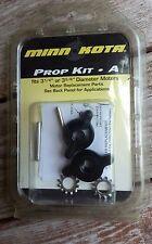 Minn Kota Prop Kit A fits Trolling motors 3 1/4 or  3 5/8 replacement parts NEW