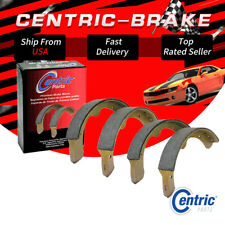 Front Premium Drum Brake Shoes Set of 4 For 1948-1959 Ford F Series