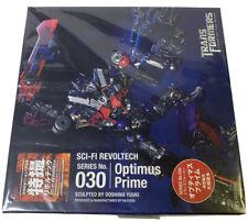 KAIYODO SCI-FI Revoltech 030 Transformer Optimus Prime New Package Action Figure