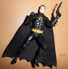 BATMAN unmasked MICHAEL KEATON toy FIGURE dc multiverse Tim Burton Movie BLACK
