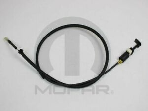 Mopar 52104030AB Throttle Cable