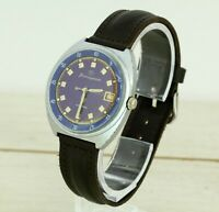 VOSTOK Komandirskie Chistopol Zakaz MO USSR 2234 men's military wristwatch Blue