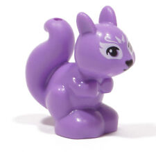 LEGO Friends Elves - Eichhörnchen Mister Spry medium lavendel 11568pb03 NEUWARE