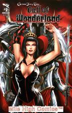 CALL OF WONDERLAND (2012 Series) #2 A Very Fine Comics Book