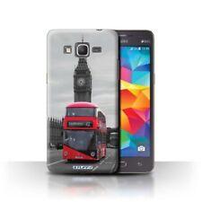 Étuis, housses et coques rouge Samsung Galaxy Grand pour téléphone mobile et assistant personnel (PDA) Samsung