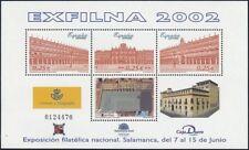 [EF0158] España 2002, HB Exfilna 2002 (MNH)