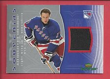 2003-04 Upper Deck MVP Souvenirs #S18 Alex Kovalev New York Rangers