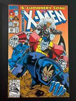 UNCANNY X-MEN #295 MARVEL COMICS 1992 VF+