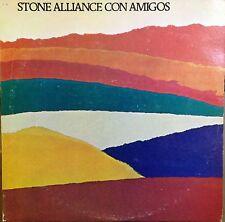 Stone Alliance-Con Amigos-PM 015-STEVE GROSSMAN