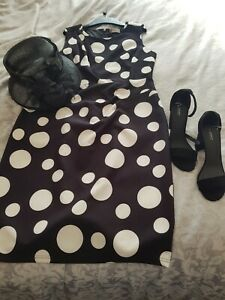 Mother of the bride outfits dress 16  . shoe size 4