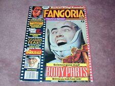 FANGORIA # 105 - Body Parts, Terminator 2, Stephen King, Free shipping in USA