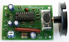 Basic FM Radio assembled circuit Kit 88-108MHz TDA7000 NXP IC 4.5-9V [FA707]