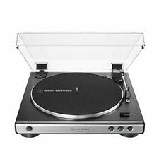 New ListingAudio Technica At-Lp60Xusb-Gm Automatic Belt-Drive Stereo Turntable New