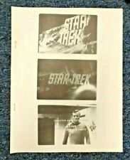 And Starry Skies Ruth Berman 1981 Star Trek TOS Fanzine