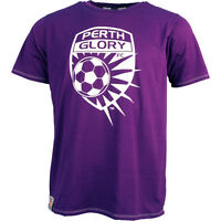 Perth Glory FC Classic Core T Shirt Size S-5XL! A League Soccer Football!