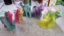 My Little Pony: Flutter Lot - 5 ponies!