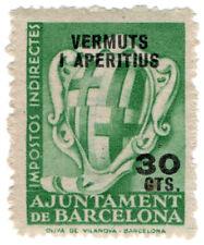 (i. b) España: Barcelona impuesto local de ingresos alcohol 30c