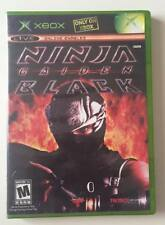 Microsoft XBOX Ninja Gaiden Black (COMPLETE)