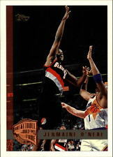 1997-98 Topps Minted in Springfield #90 Jermaine O'Neal Blazers