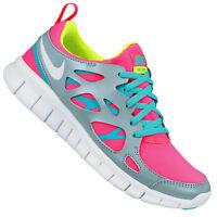 Nike Free Run 2 Running/Gym Women's/Girls/Boys Trainers UK-5/5.5 --- 477701-601