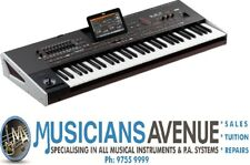 Korg Pa4x 61 Note Oriental Workstation Keyboard With Free Stand