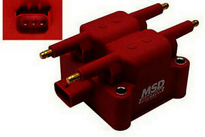 Ignition Coil-Base MSD 8239