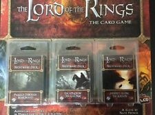 Lord of the Rings LCG - Huge lot, mostly sealed