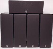 Yamaha NS-A480 2 Way Bass Reflex Surround Speakers Center Channel NS-A480 AC480