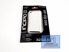 Incipio Anti-Slip Case for iPod Touch 4G Microtexture White