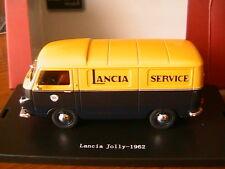 LANCIA JOLLY 1962 TOLE SERVICE STARLINE 530736 1/43 JAUNE & NOIR YELLOW BLACK