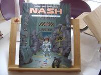 NASH T3 REED LA REINE DES ANGES TBE/TTBE DAMOUR PECAU SCHELLE ROSA