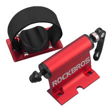 ROCKBROS Bike Quick-release Car Truck Alloy Fork Lock Roof Mount Rack Red
