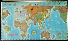 Vintage 1984 Axis & Allies Spring 1942 board game Gameboard part piece Excellent
