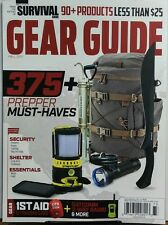 American Survival Guide Gear Guide Fall 2017 Prepper Must Haves FREE SHIPPING sb