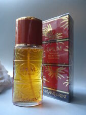 Iv. YSL OPIUM EDT 50ml 1.6oz Priceless Vintage Mid 1990s New Sealed Gift Co Box