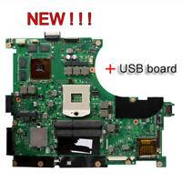 N56VJ Motherboard For ASUS N56V N56VB N56VZ N56VM REV 2.3 Mainboard