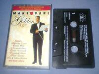 MANTOVANI THE GOLDEN AGE cassette tape album T6069