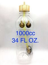 1set 1000ML 1000CC Fuel Tank With Metal Cap For Gas Airplane RC Model 005-02804