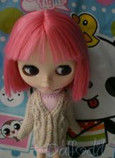 outfit cardigan available for Blythe,Pullip,Momoko, bjd, fashion royalty