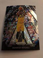 2018-19 PANINI PRIZM DISCO SILVER INSERT ALL DAY DONOVAN MITCHELL JAZ NO. 17